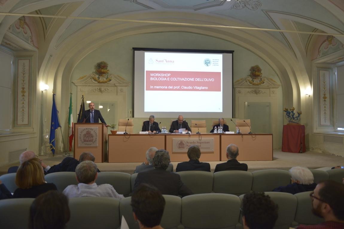 La formazione all'Accademia Nazionale dell'Olivo e dell'Olio, il resoconto e le relazioni di una giornata di studi