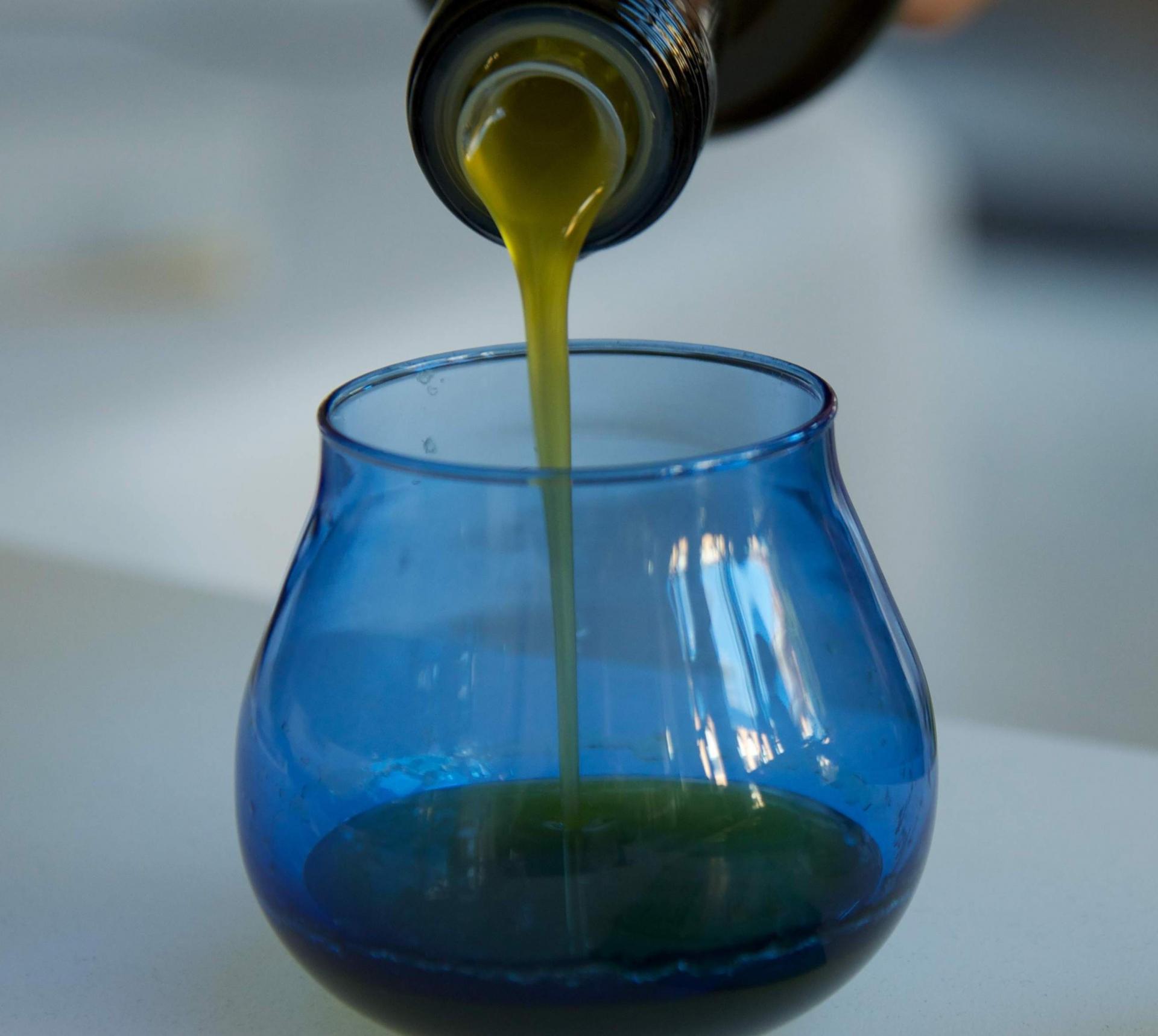 L'olio in Italia