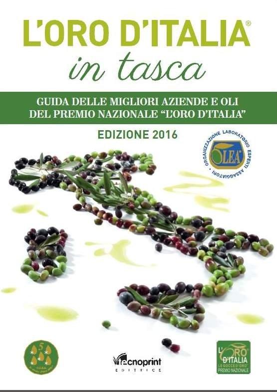 L'Oro d'Italia in tasca, edizione 2016