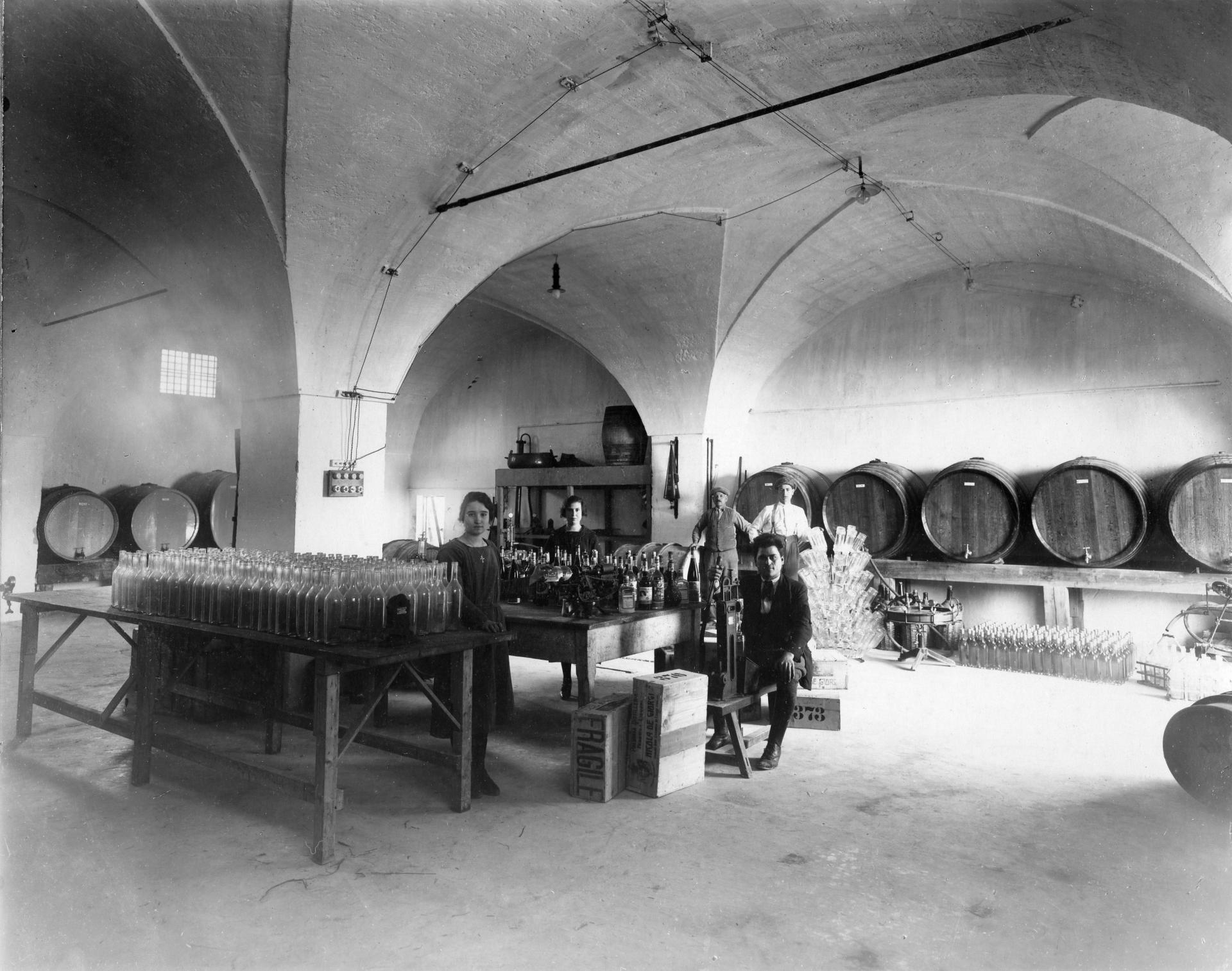 La città delle distillerie