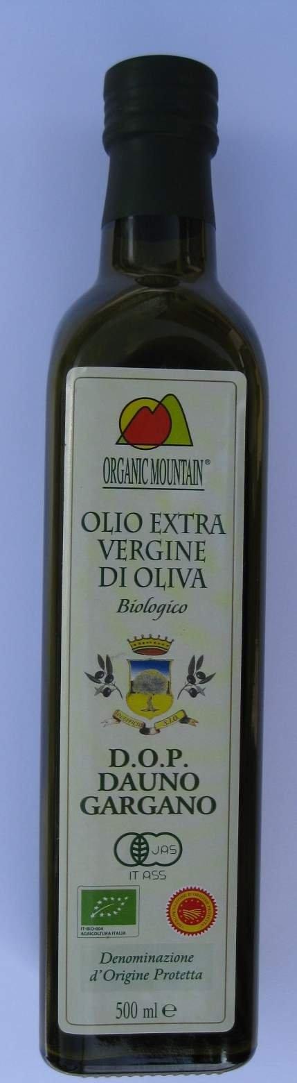 Conoscete l'olio da Ogliarola garganica?