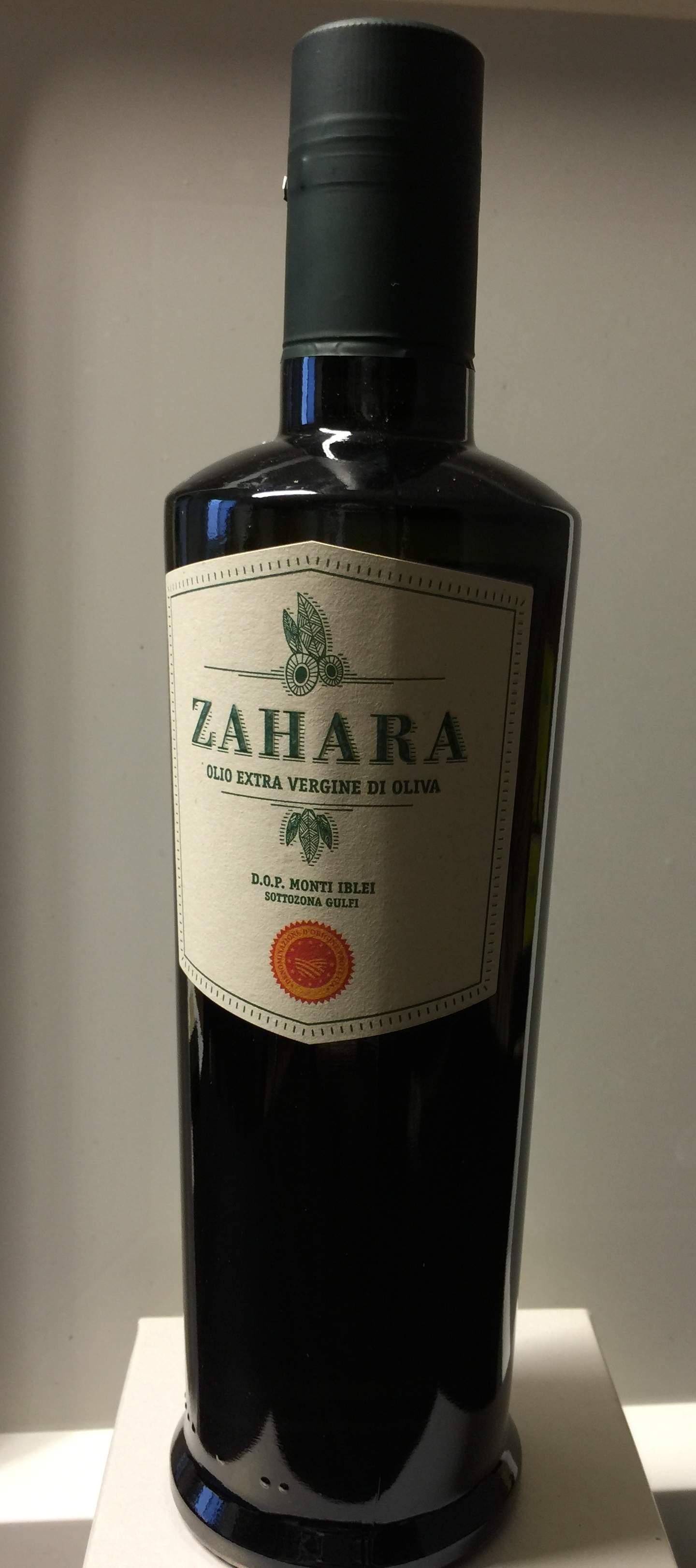 Si chiama Zahara ed è un Dop Monti Iblei
