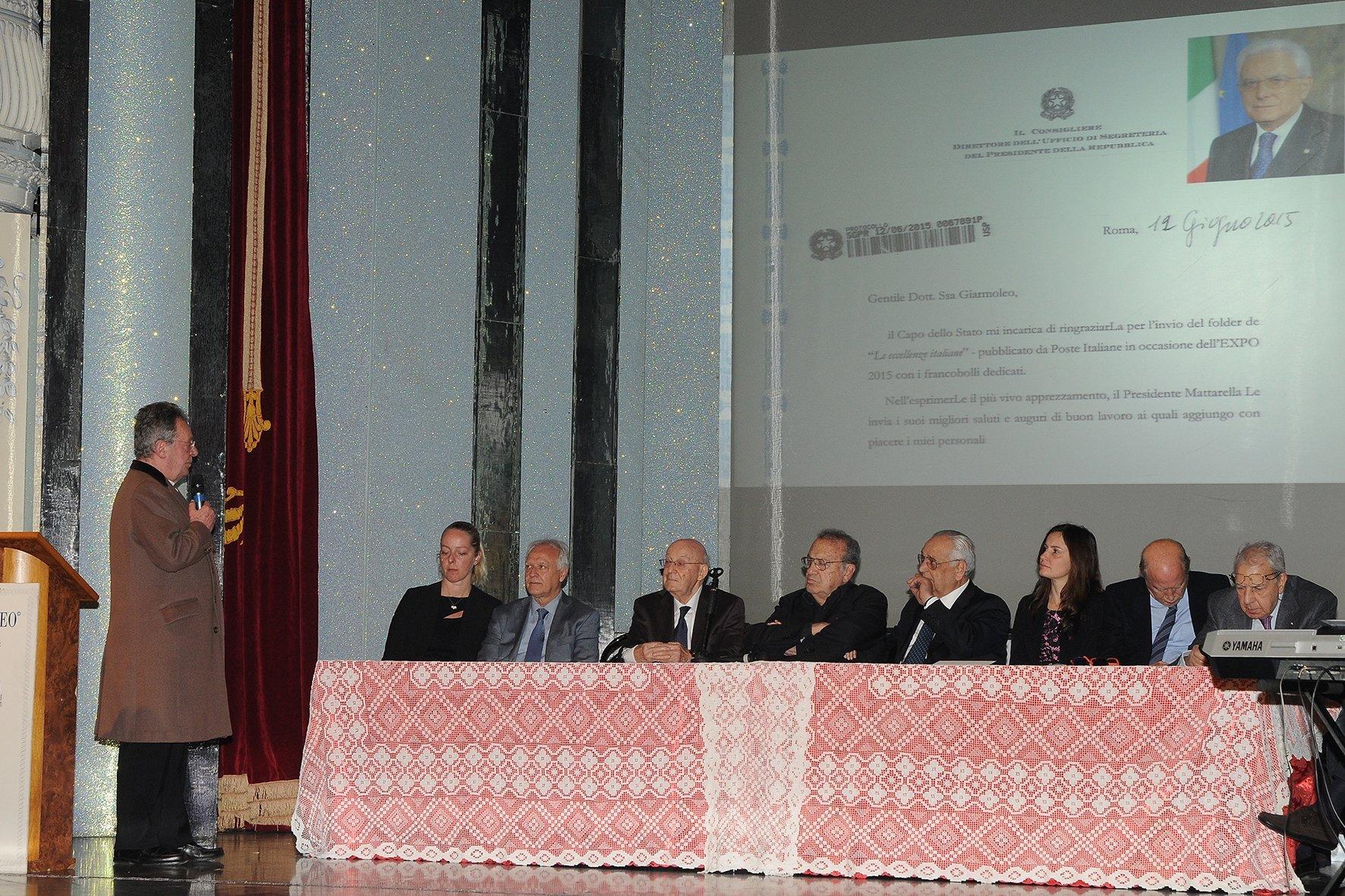 Tutti i riconoscimenti assegnati nell'ambito della ventesima edizione del Premio del Museo