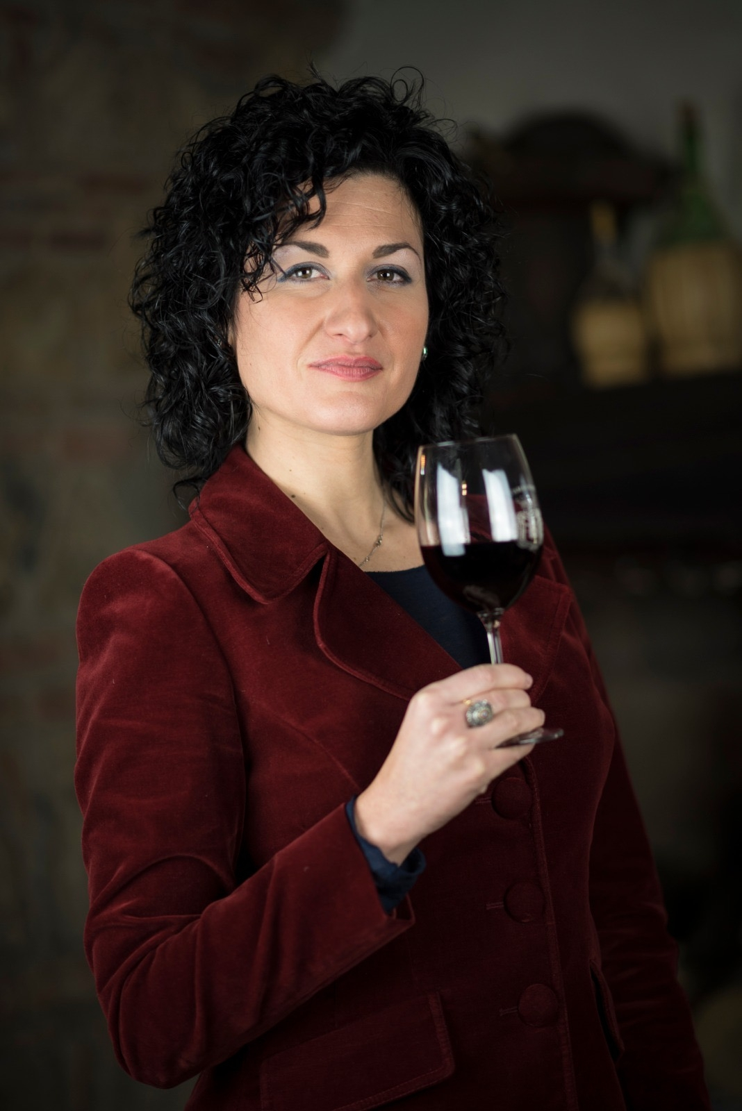 Emanuela Tamburini, giovane imprenditrice vinicola al vertice del Mtv Toscana