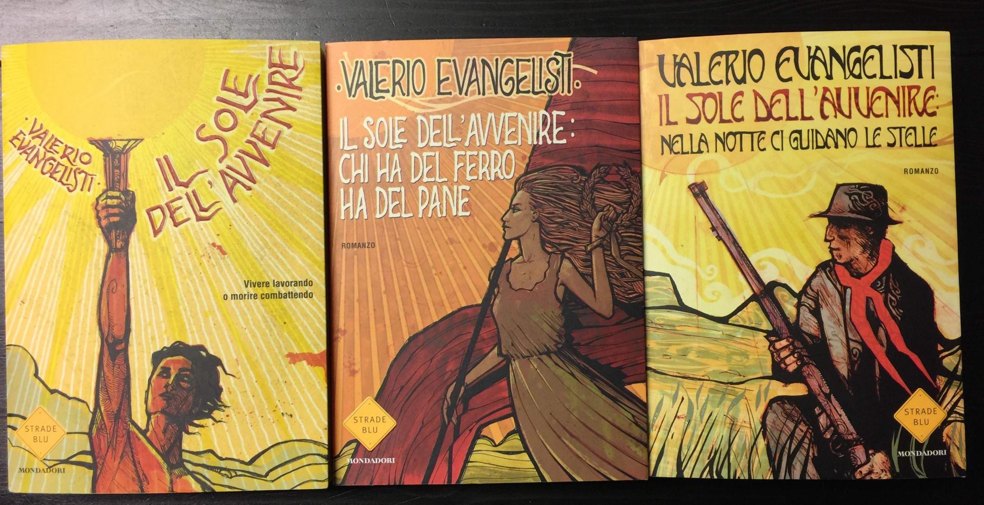 La trilogia di Valerio Evangelisti