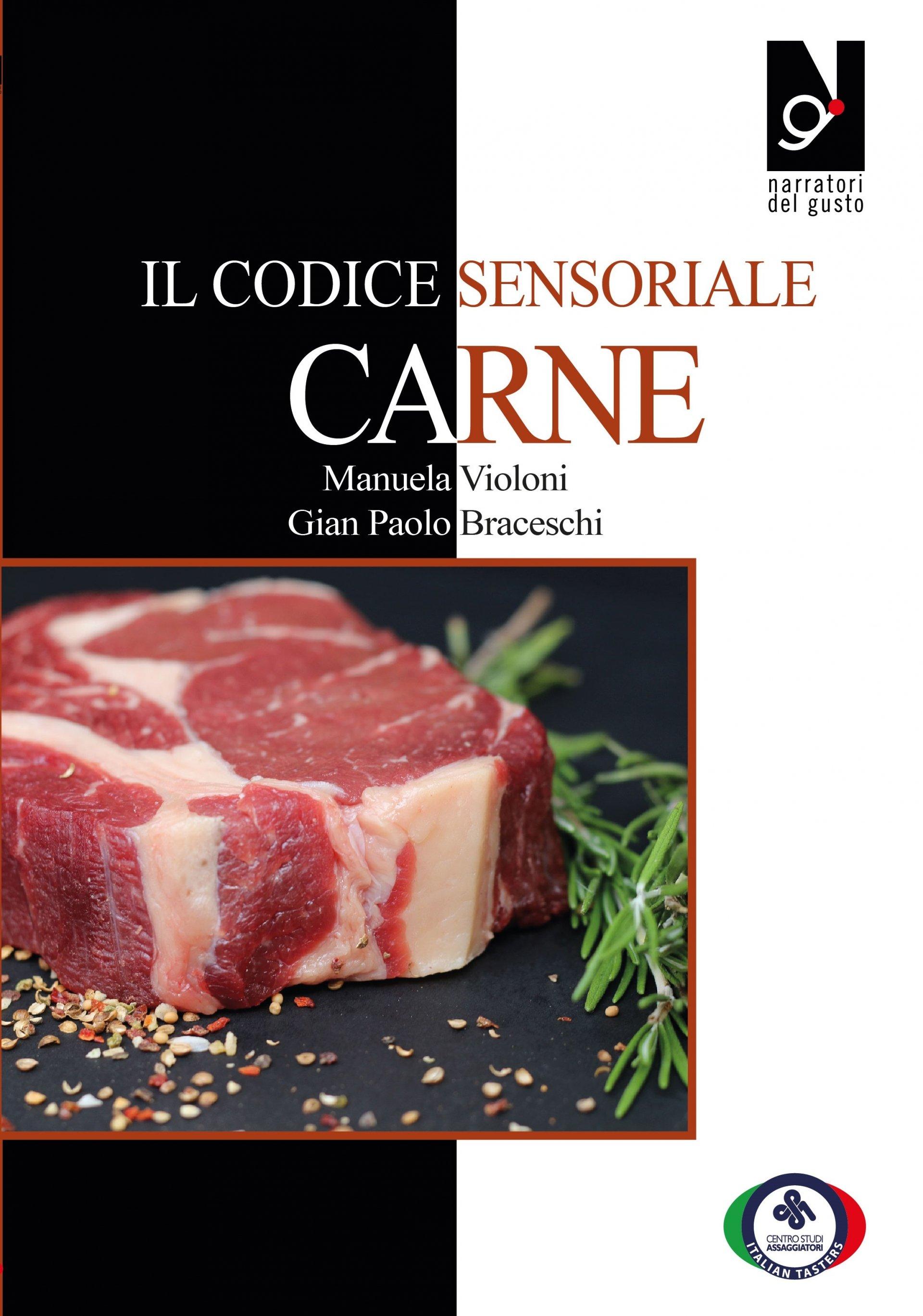 Un libro per imparare il codice sensoriale della carne