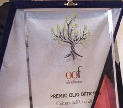 Il Premio Olio Officina a chi