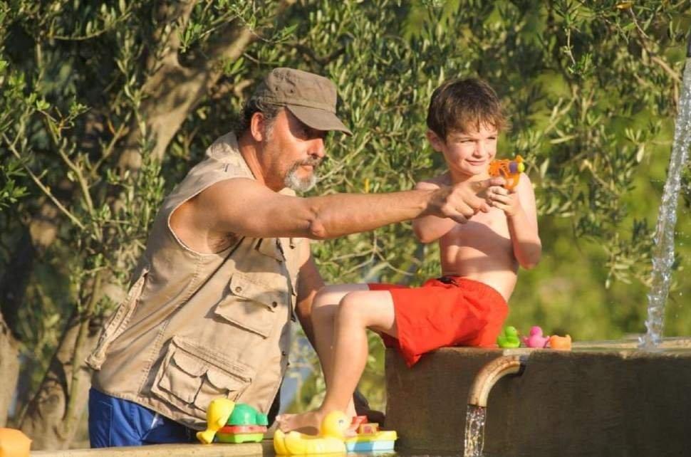 L'olivicoltore Jean Reno