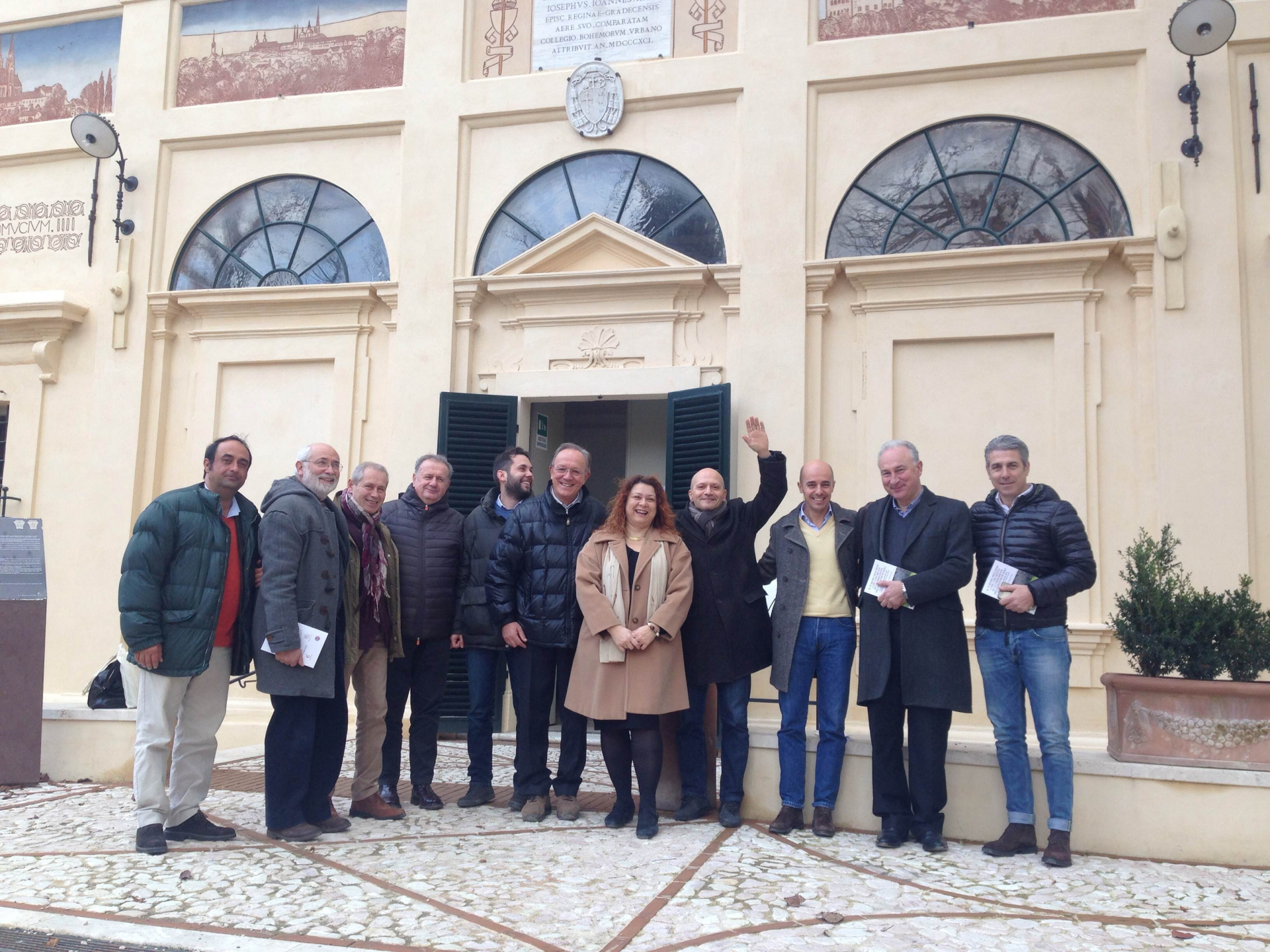 Strada regionale Olio Dop Umbria, riconfermato presidente Paolo Morbidoni