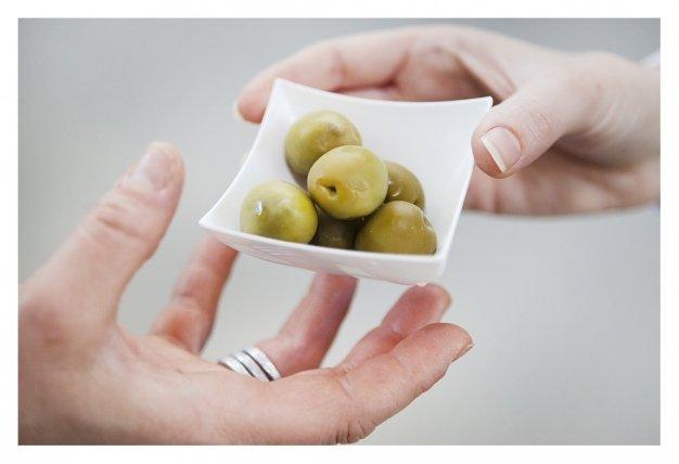 Le stime Coi per le olive da tavola
