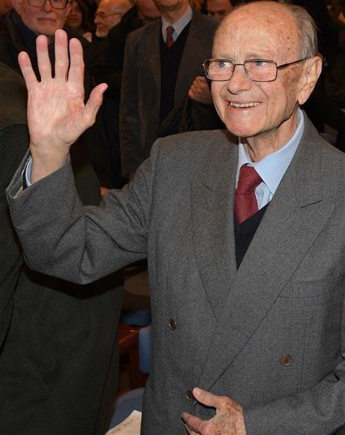 La scomparsa del professor Franco Scaramuzzi, storico presidente dell'Accademia dei Georgofili
