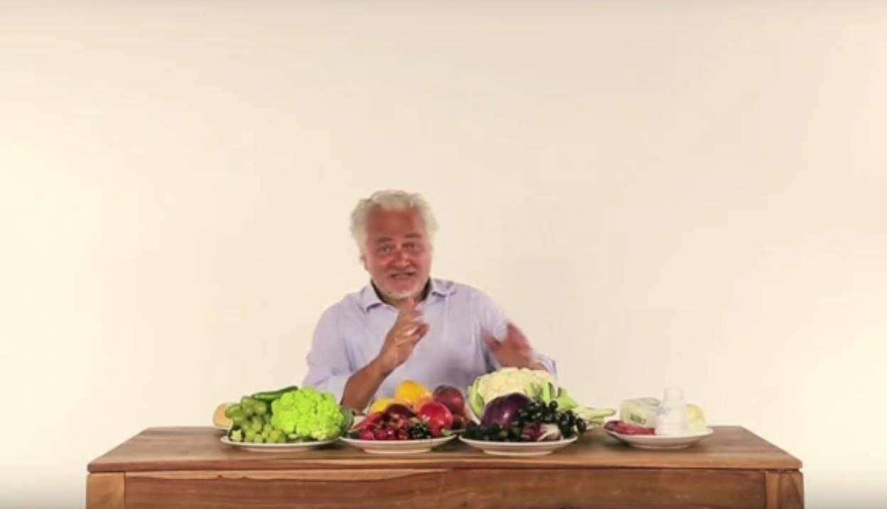 Il nuovo video di Coltura & Cultura: Cinque colori is megl che uan