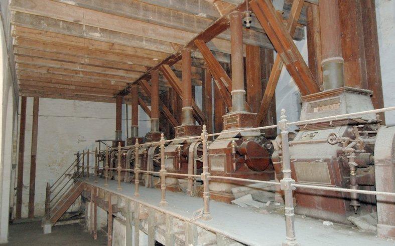 Il Mulino a vapore di Pulsano