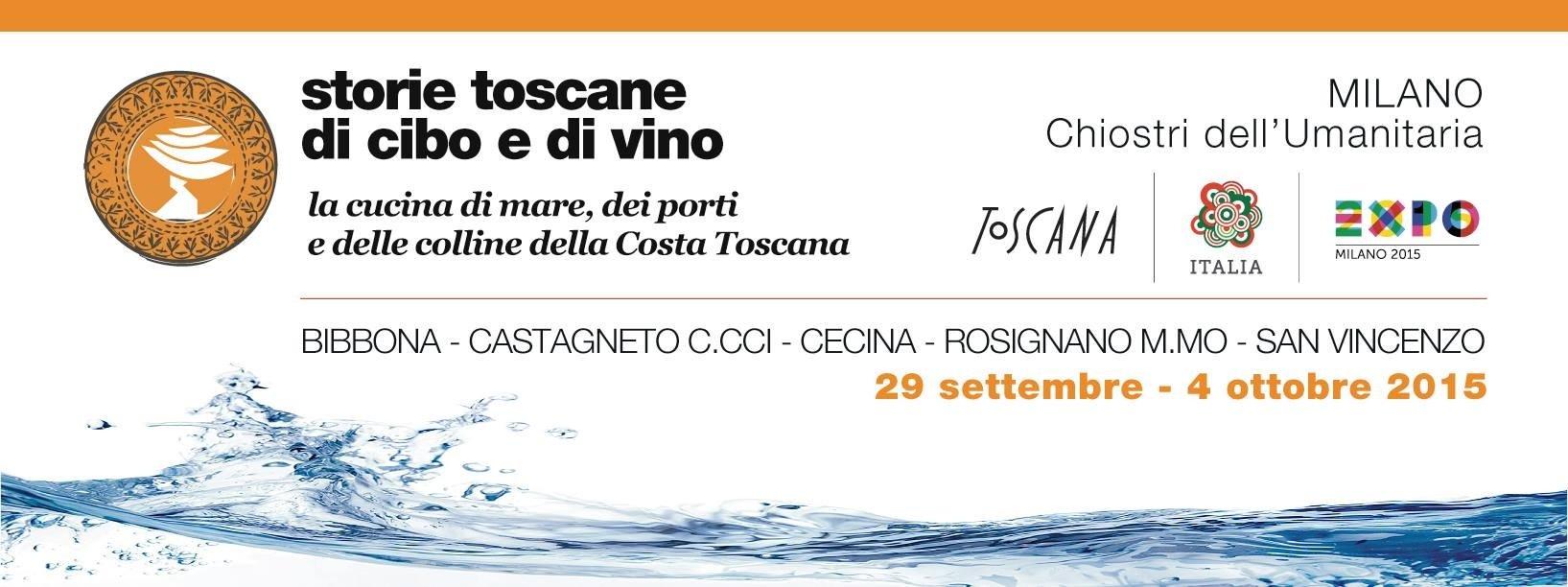 Storie toscane di vino e cibo, a Milano un fuori Expo