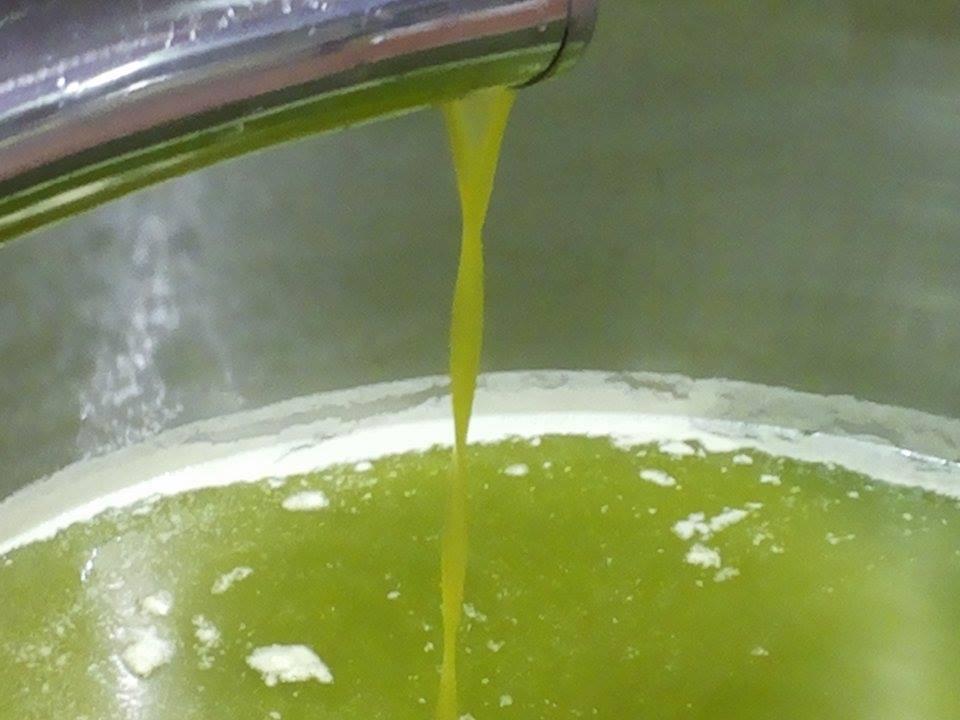 L'acqua nell'olio