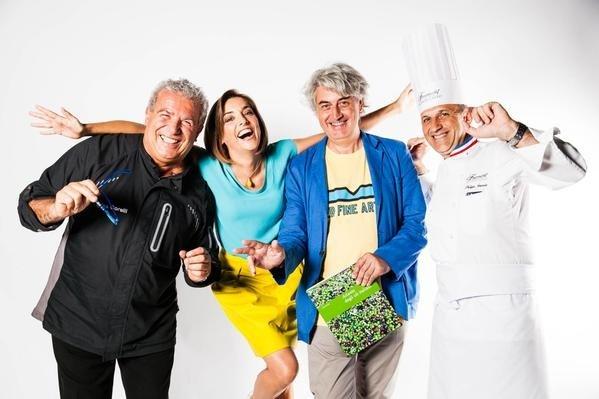"L'olio al ""The Cooking Show"""