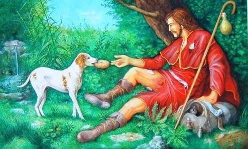 Rocco, il santo contadino