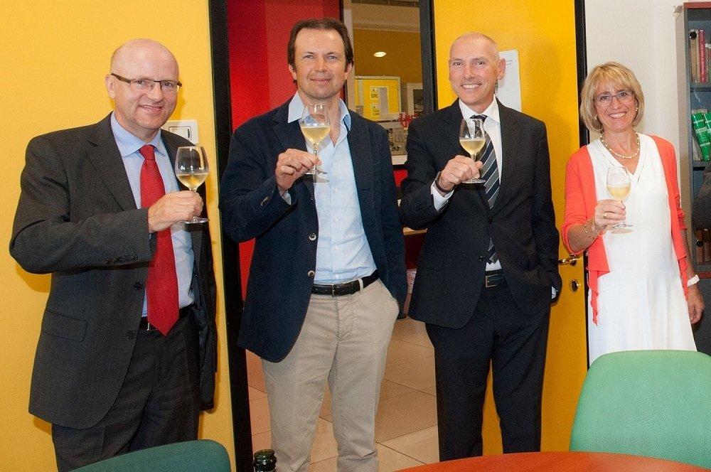 Accordo di collaborazione tra Simei (Unione italiana vini) e Messe München