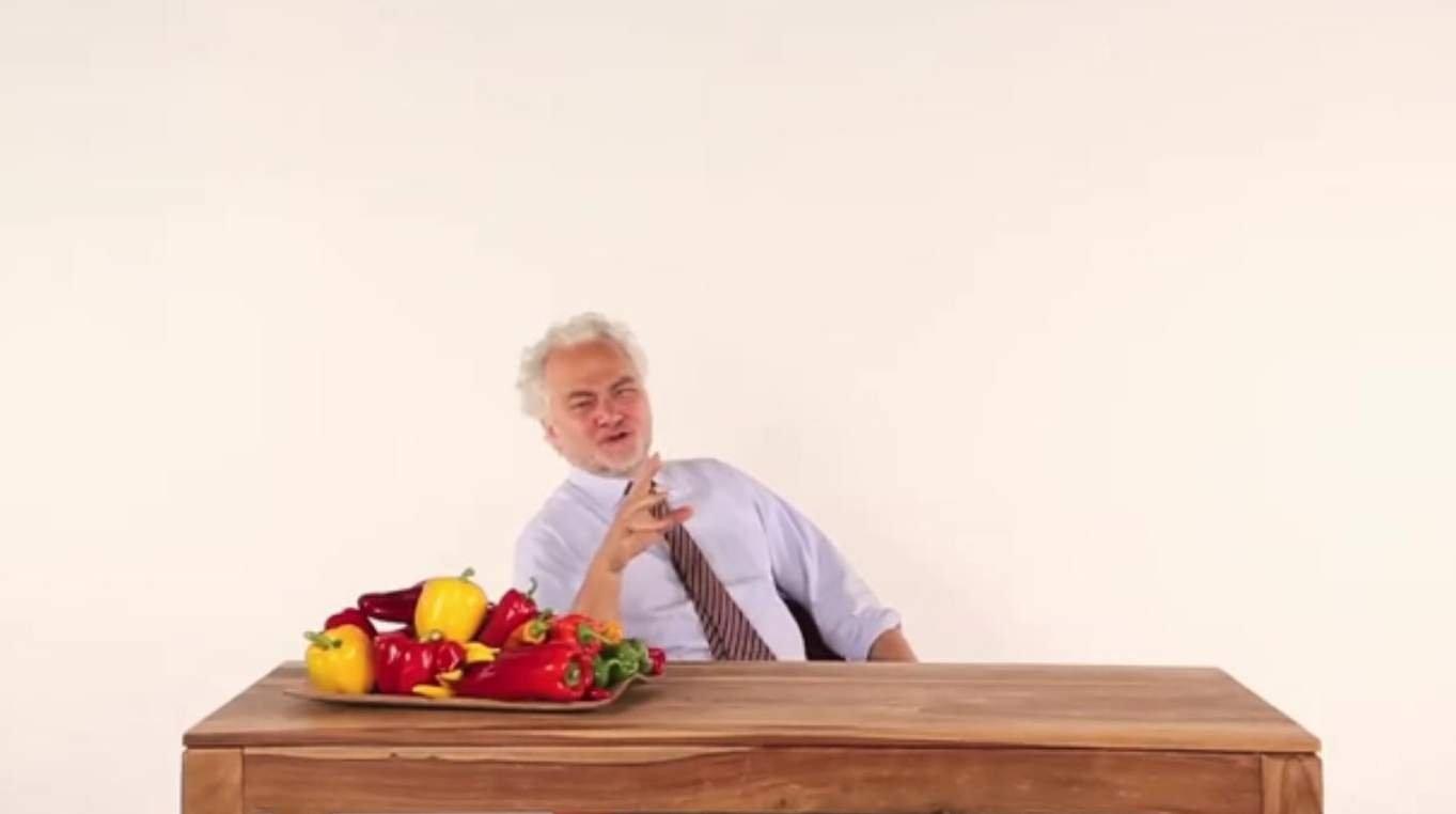 I peperoni abbaiano?