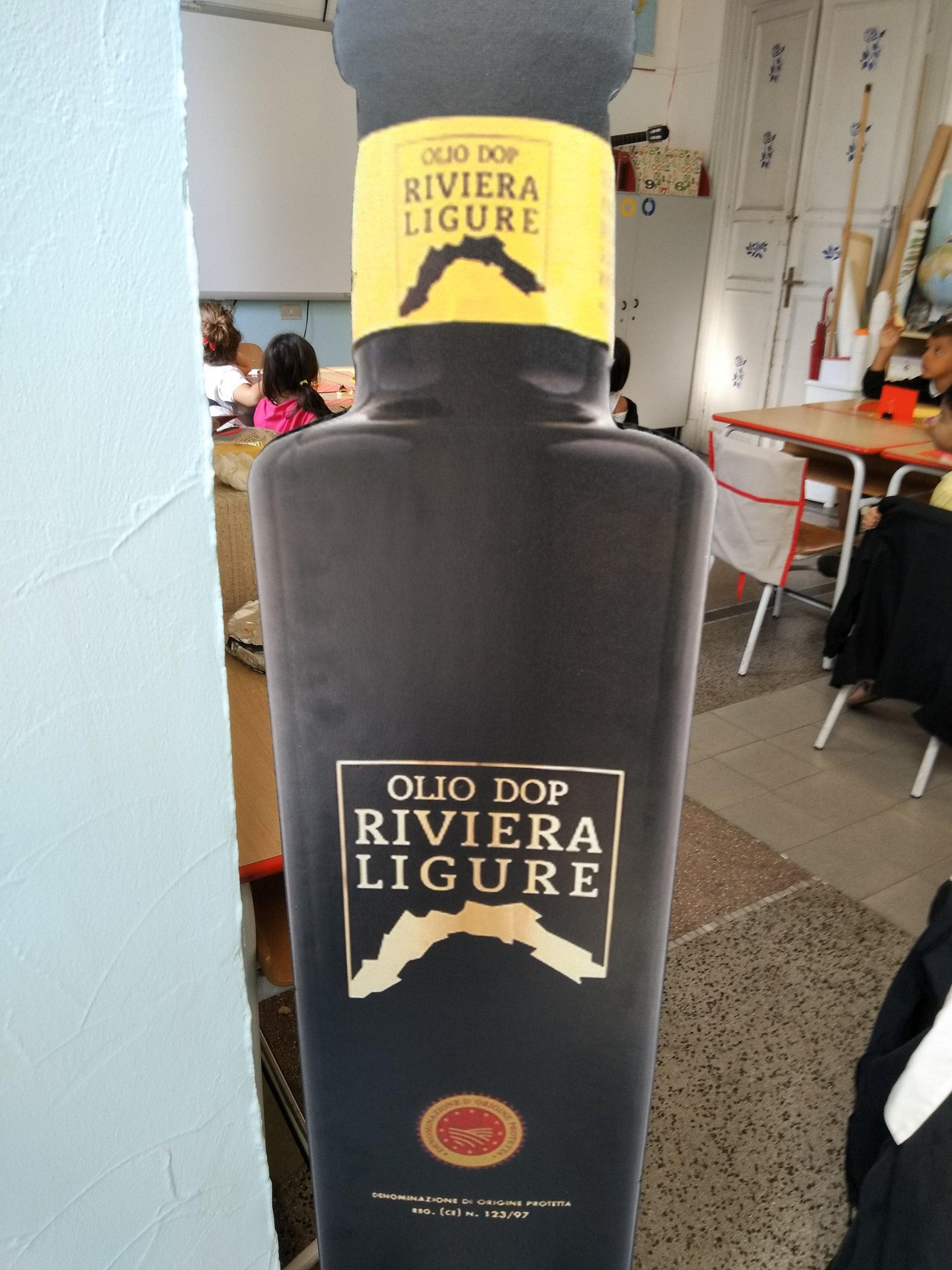 """Nelle scuole di Diano Marina la """"Sana Merenda"""" è con l'olio Dop Riviera Ligure"""