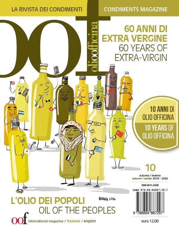La copertina di OOF 10