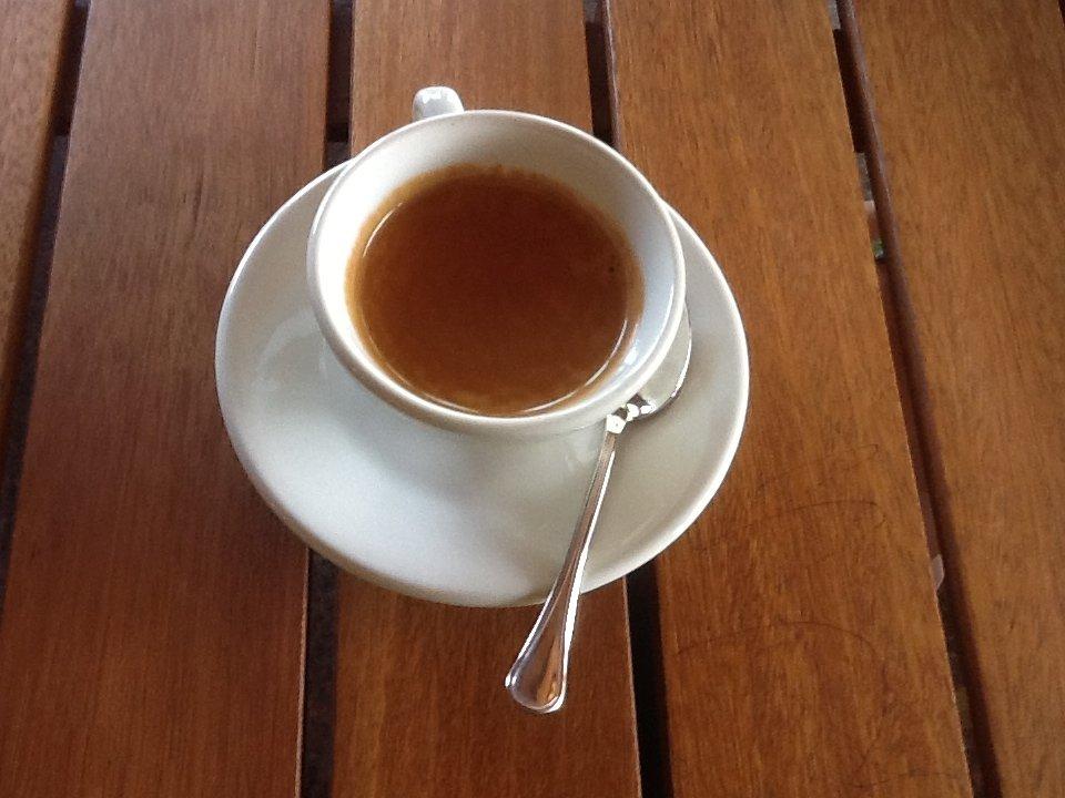 Degustare il caffè