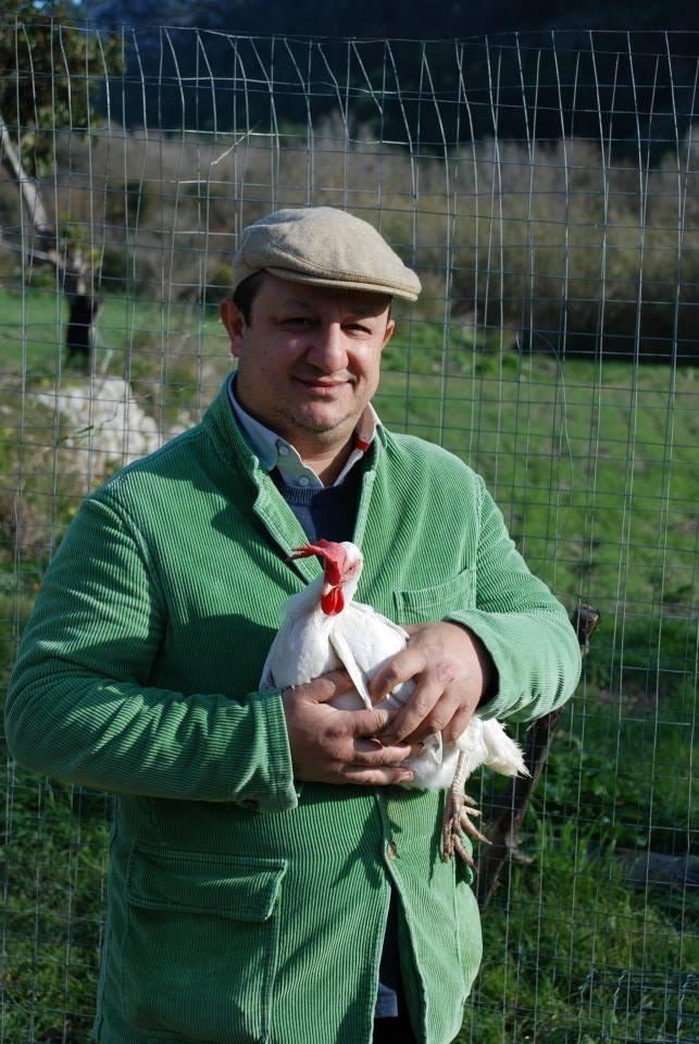 La ricetta per il pollo di campagna