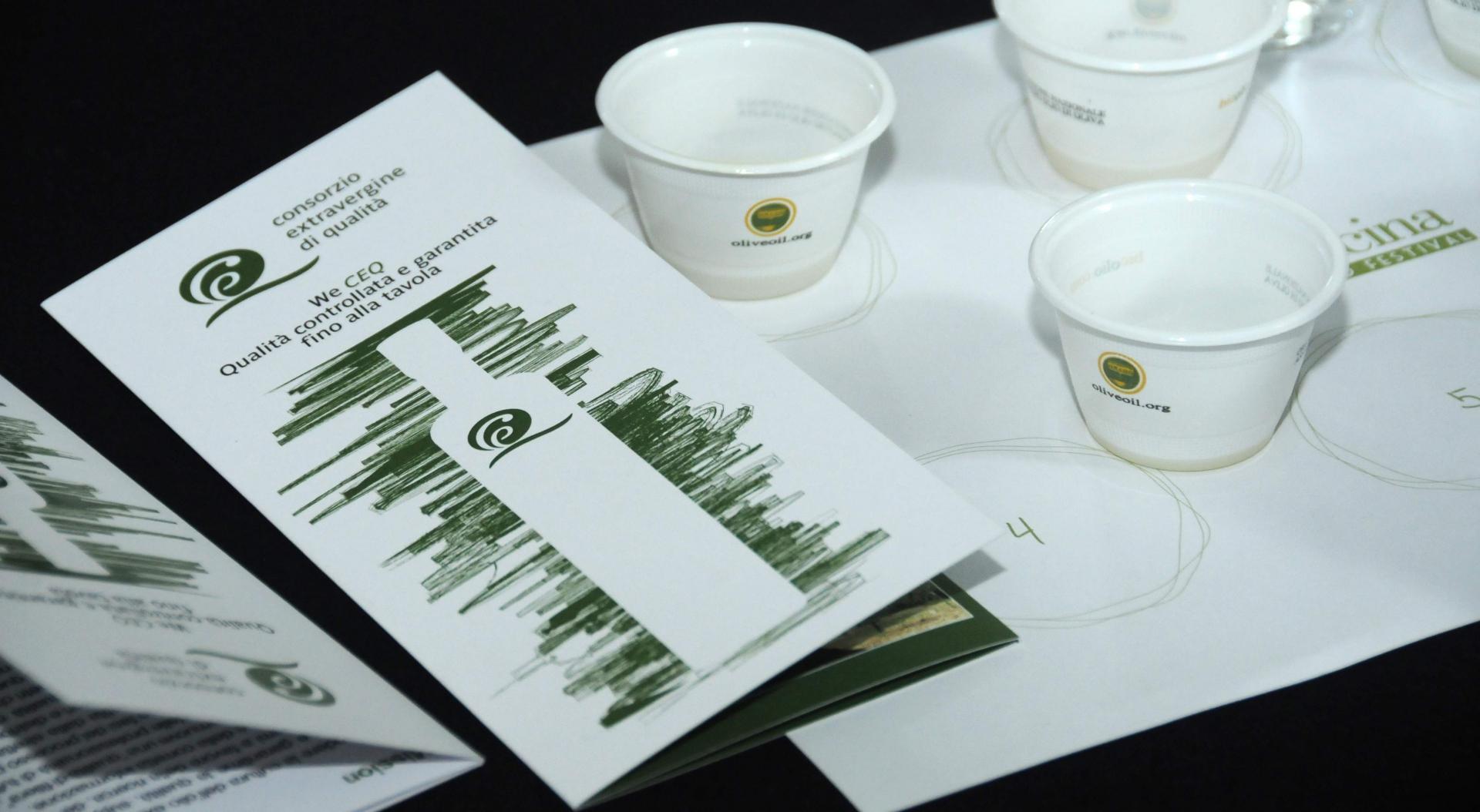 Ceq Italia al Simei 2019 per il convegno Vestire gli oli extra vergini di oliva per essere vincenti sul mercato