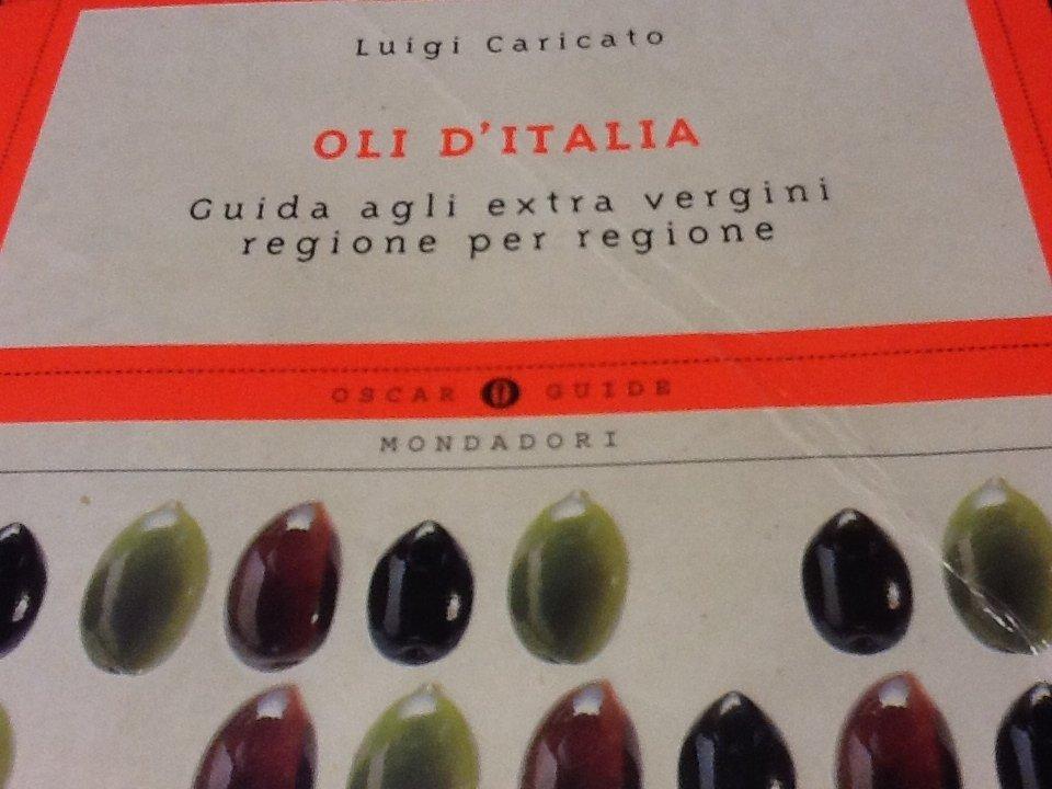 Oli d'Italia, la Sicilia