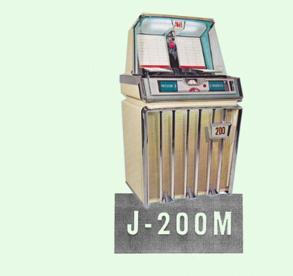 C'era una volta il jukebox