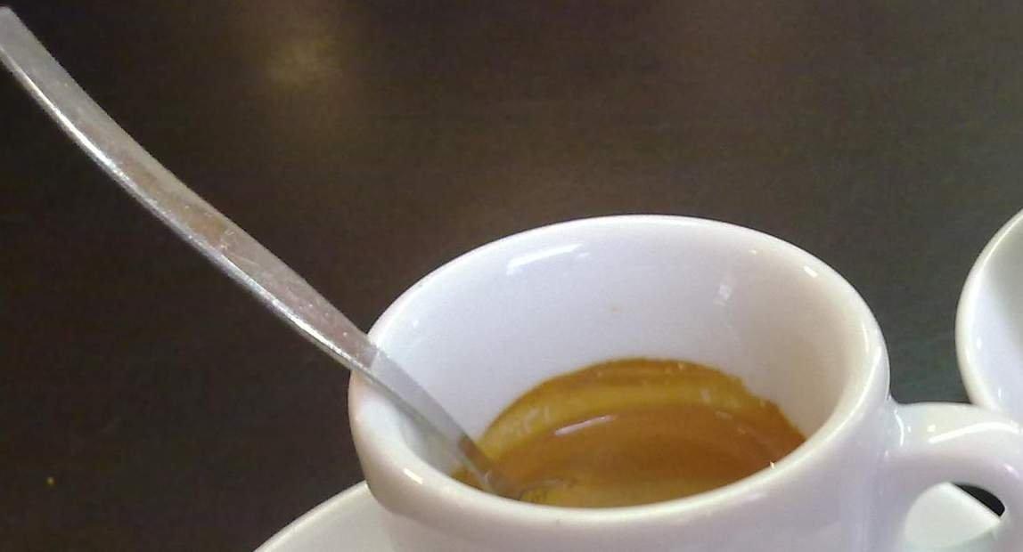 E' caffè espresso