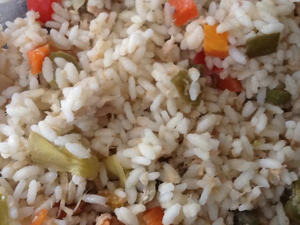 Oli per insalate di riso