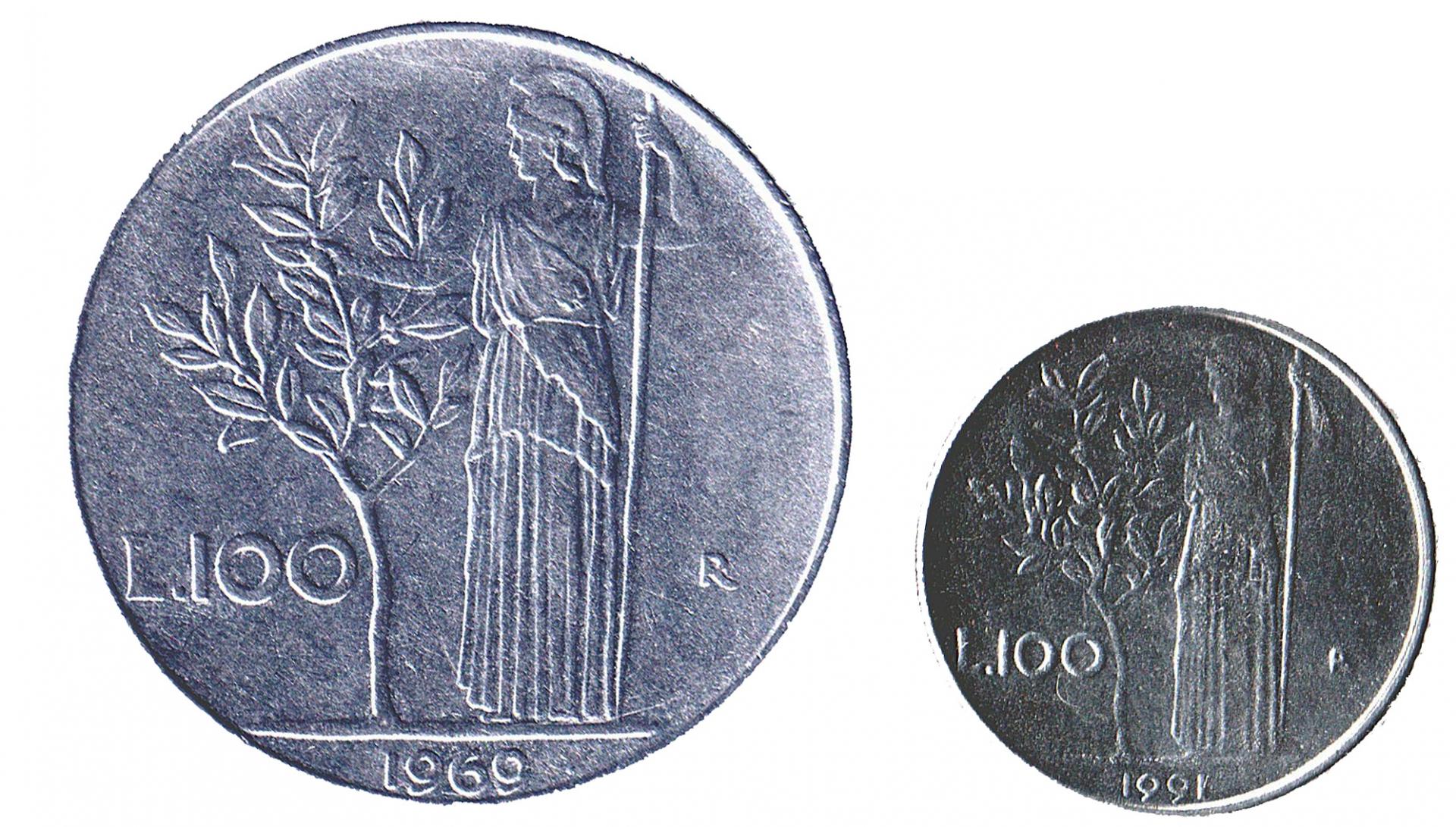 L'olivo moneta sonante