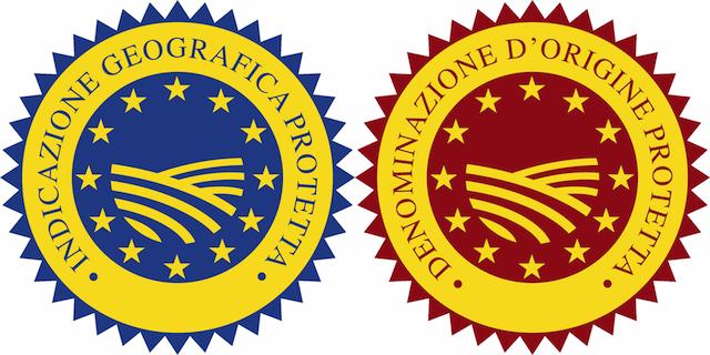 Quante sono le attestazioni di origine italiane iscritte al Registro delle denominazioni?