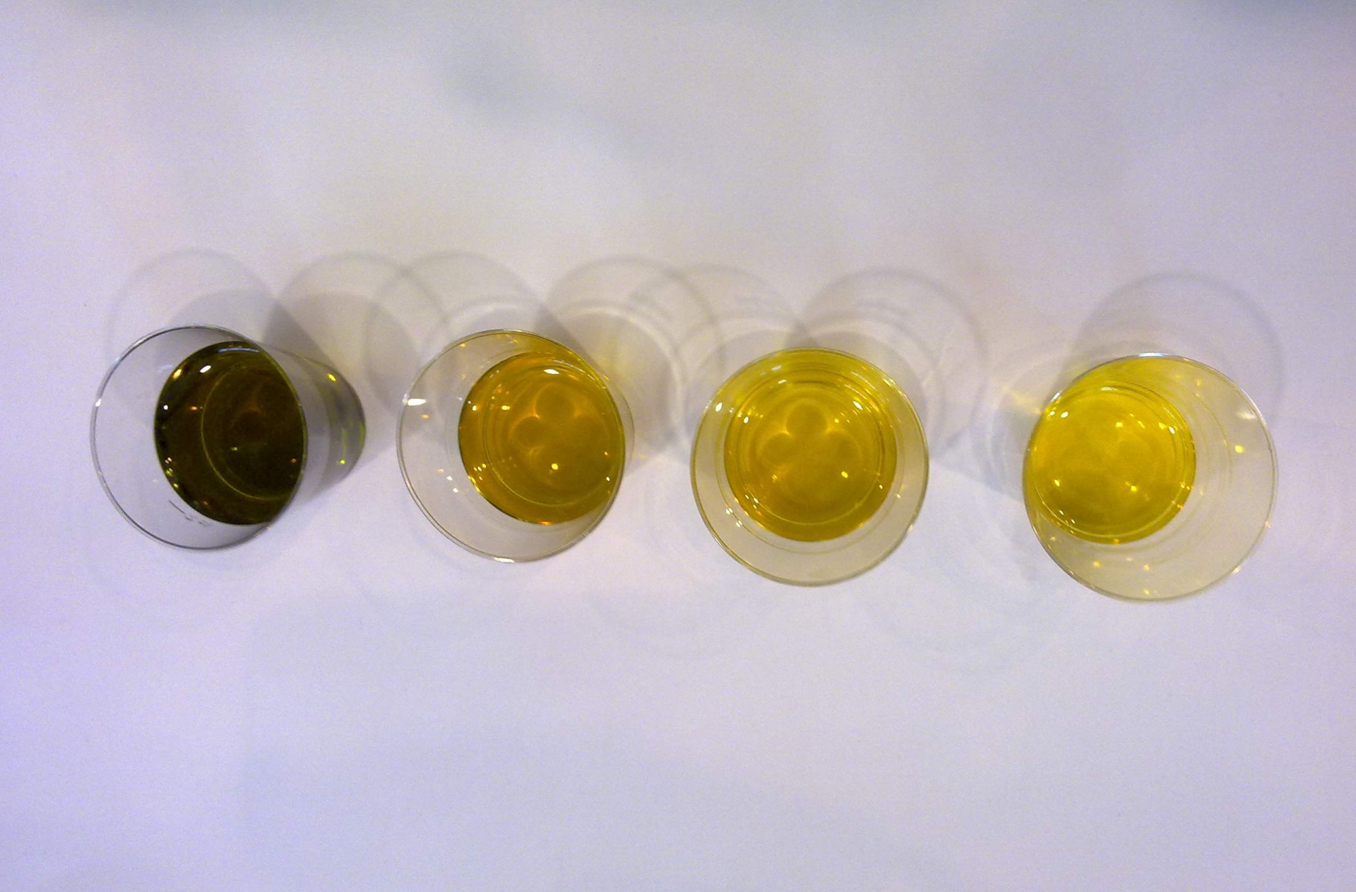 Fraintendimenti sugli oli da olive