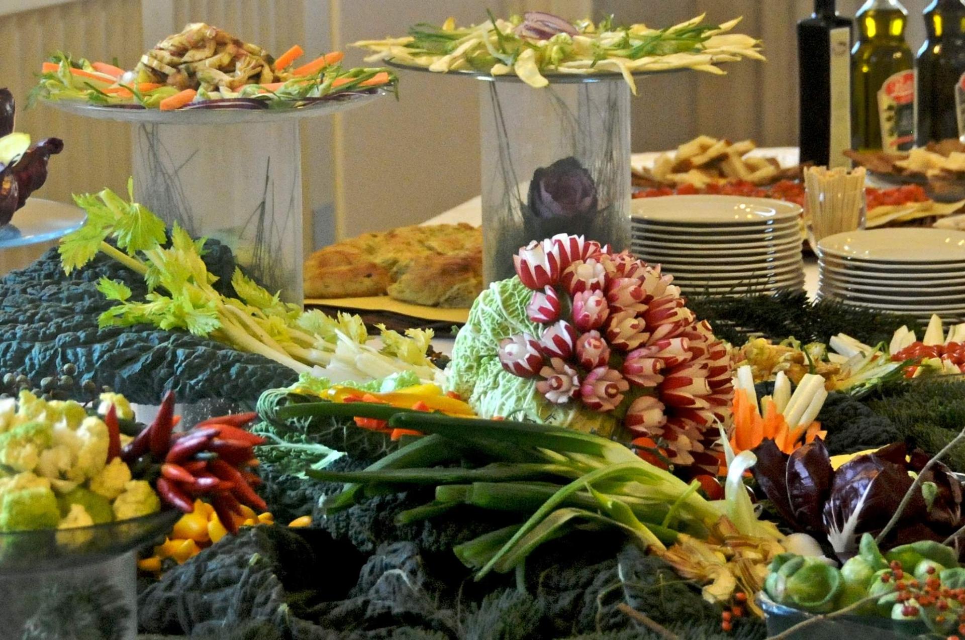 Cultura e cucina vegetariana