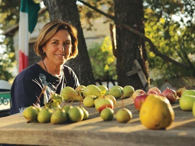 Il giardino dei pomi