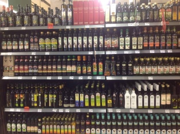 Gli ultimi dati sul commercio mondiale dell'olio da olive e delle olive da tavola