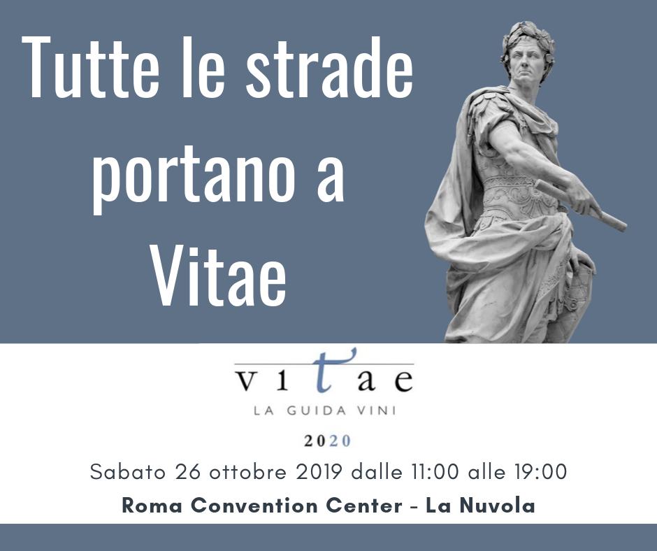 Grande attesa per la presentazione della guida ai vini d'Italia Vitae 2020