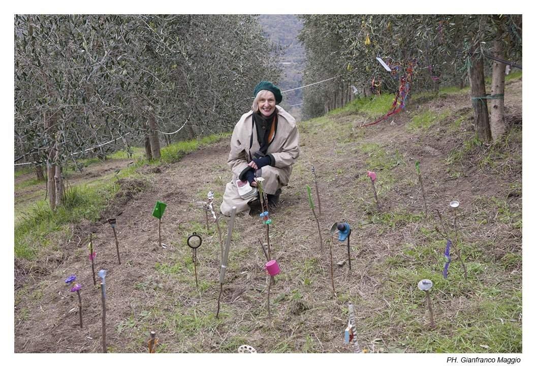 L'arte tra gli olivi a Fiesole