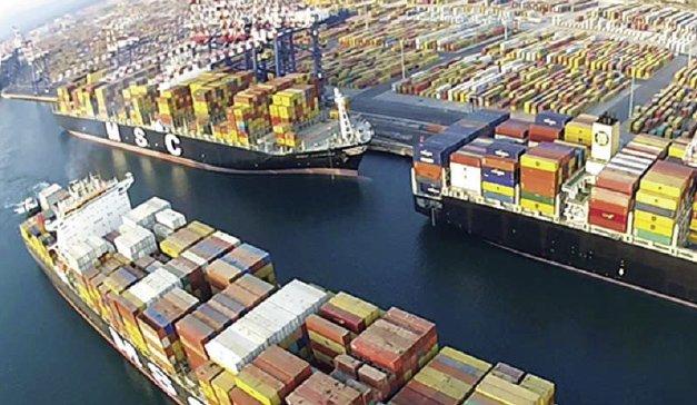 Spedire container d'olio all'estero