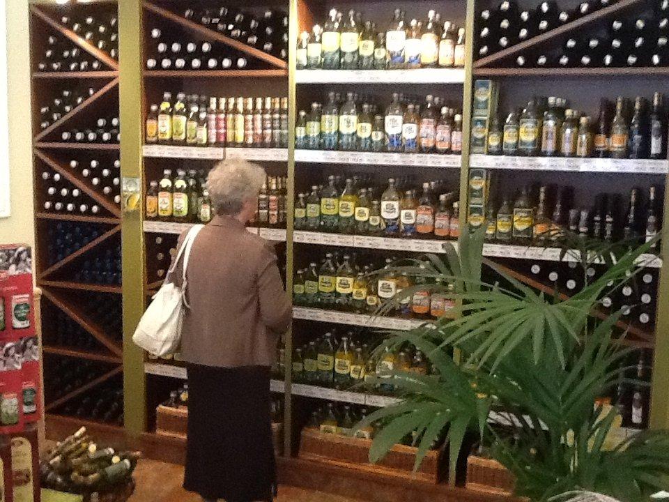 Il mercato eversivo dell'olio d'oliva