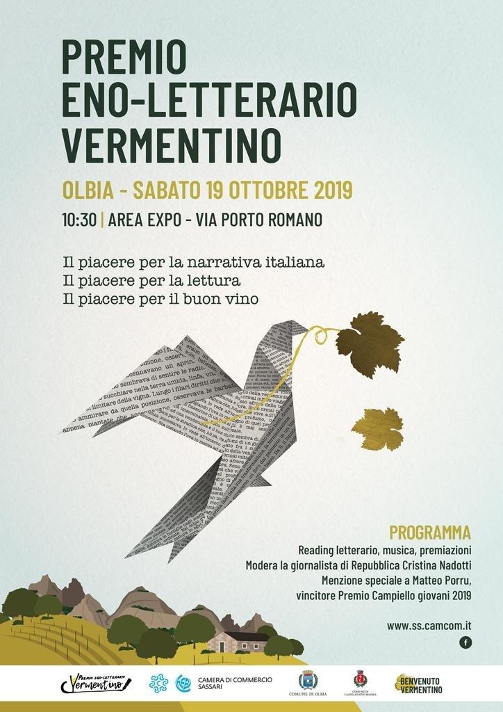 Premio enoletterario Vermentino, scelte le cinque opere letterarie che si contenderanno il primo posto