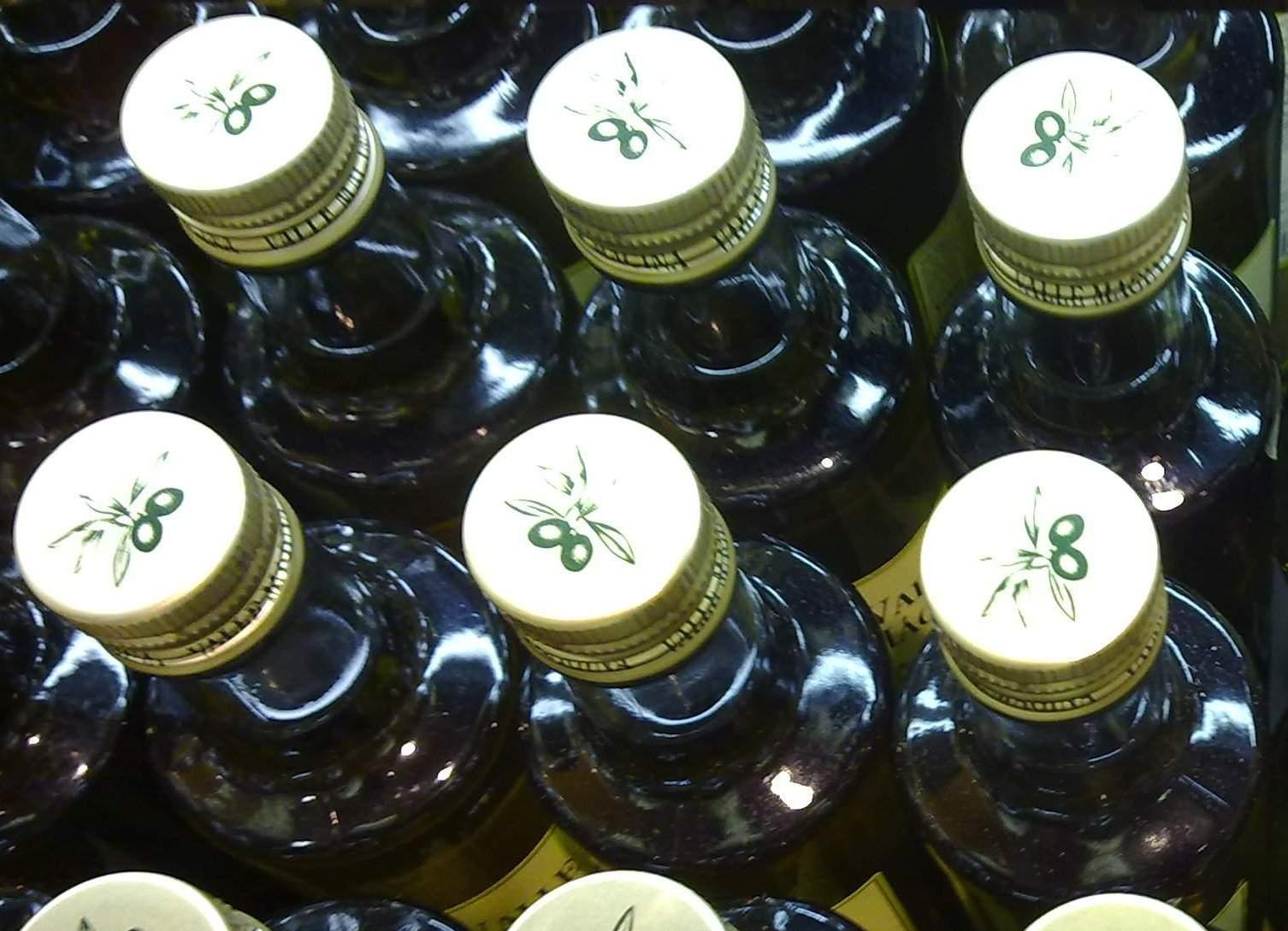 Cosa accade quando si spedisce l'olio in bottiglia