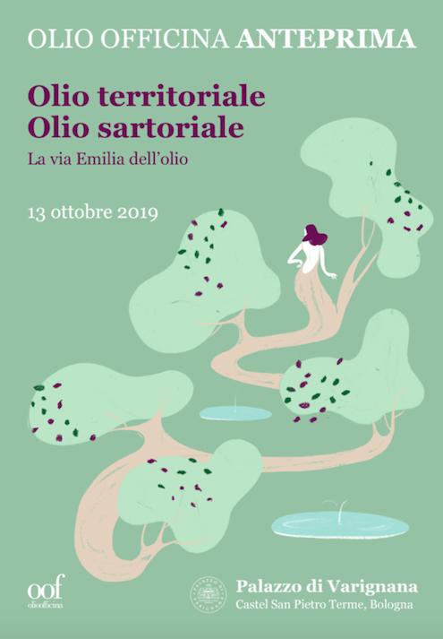 Olio Igp Colli di Bologna, a Olio Officina Anteprima se ne parlerà in vista dell'iter per ottenere il riconoscimento