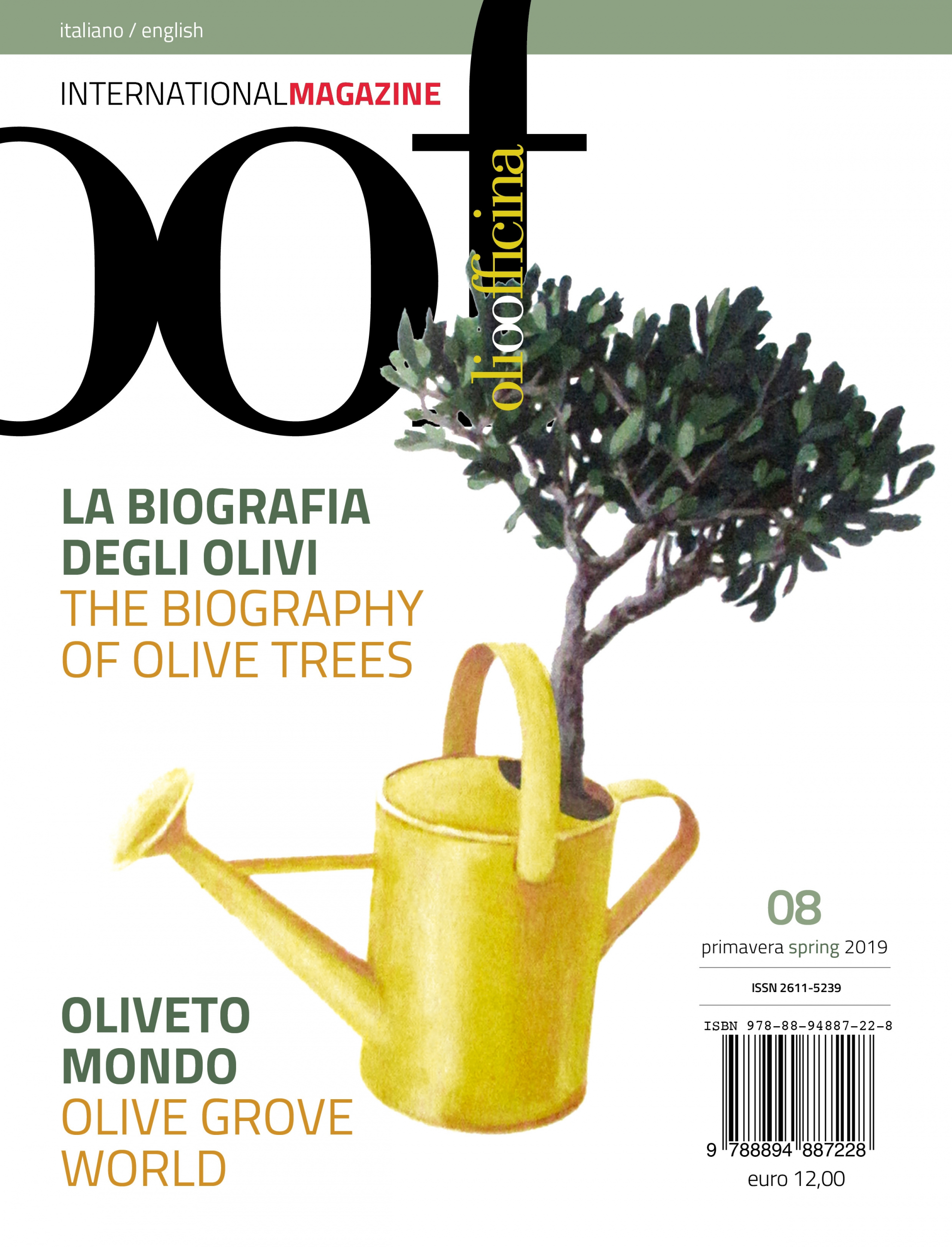 The biography of olive trees