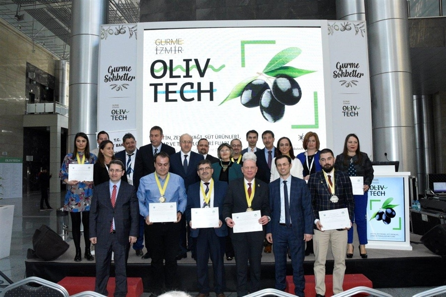 Turkey holds awards for the best extra virgin olive oils