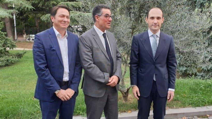 Il Consiglio oleicolo internazionale in visita a Tbilisi in vista della futura adesione al Coi della Georgia