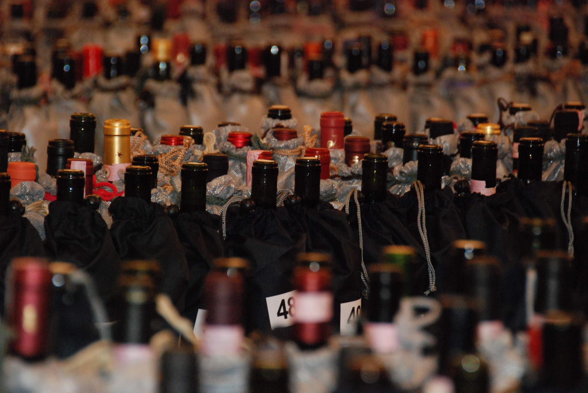 Cresce l'export vino: +3,1% rispetto al 2018
