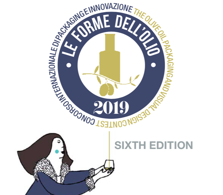 Invitation to The 2019 Le forme dell'olio, International Contest on Olive Oil Packaging and Visual Design Solutions